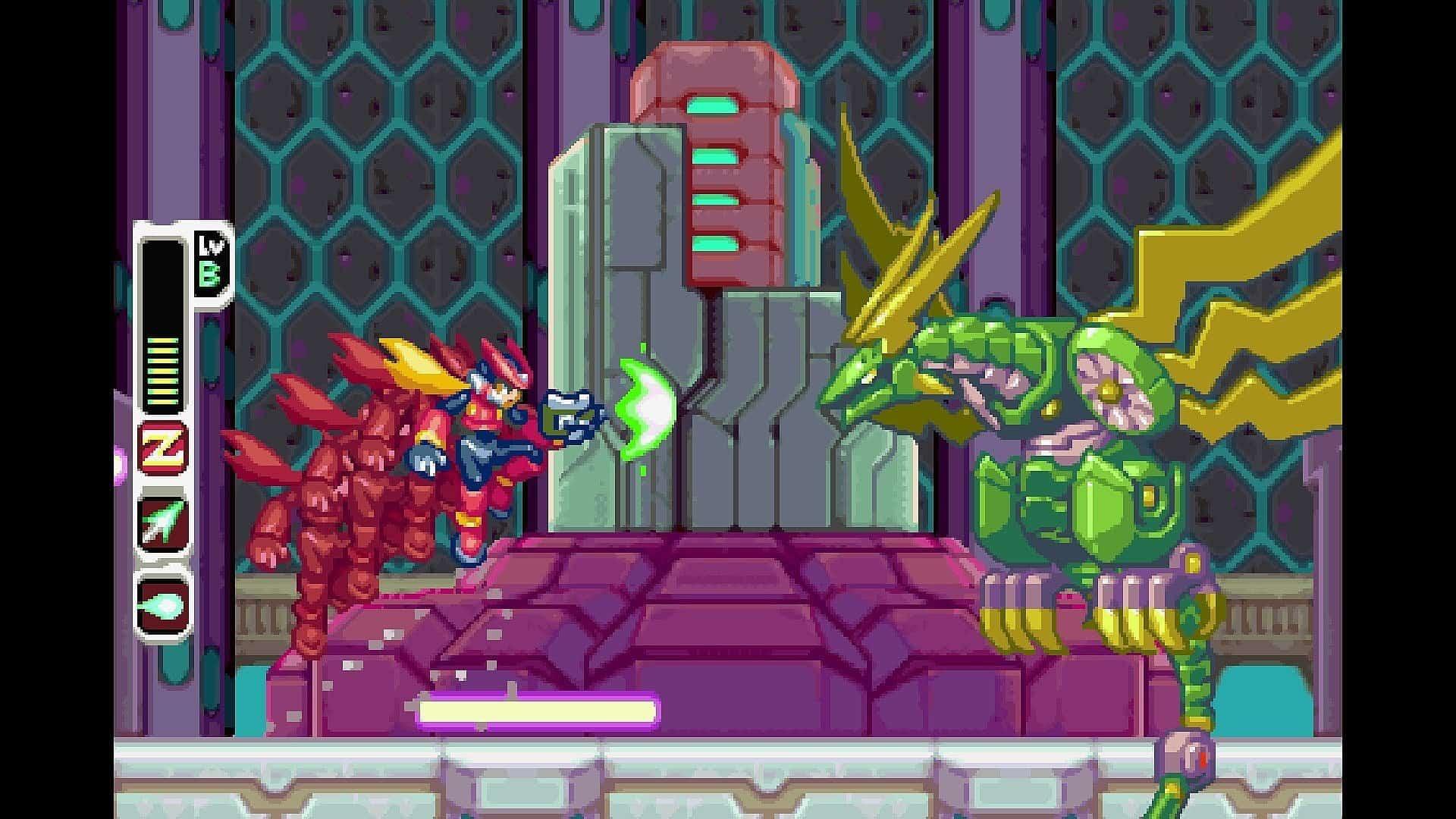 Mega Man ZeroZX Legacy Collection Review