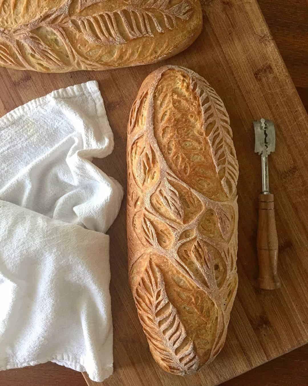 Prachtig brood