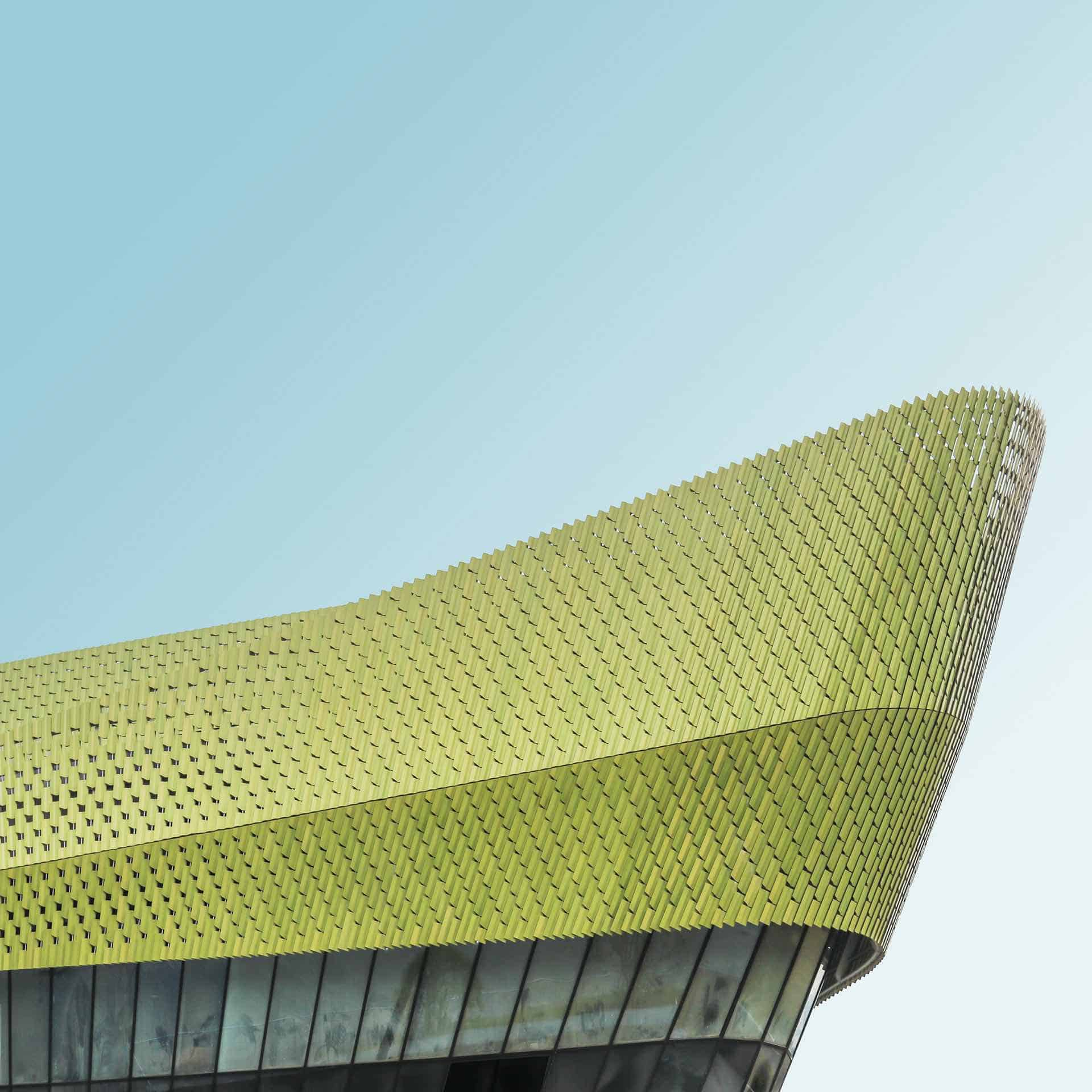 Moderne architectuur in China