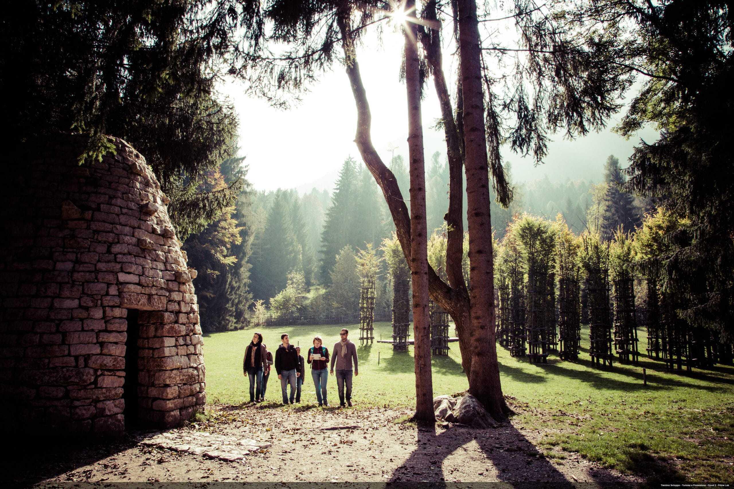 Arte Sella: kunst in de Italiaanse natuur
