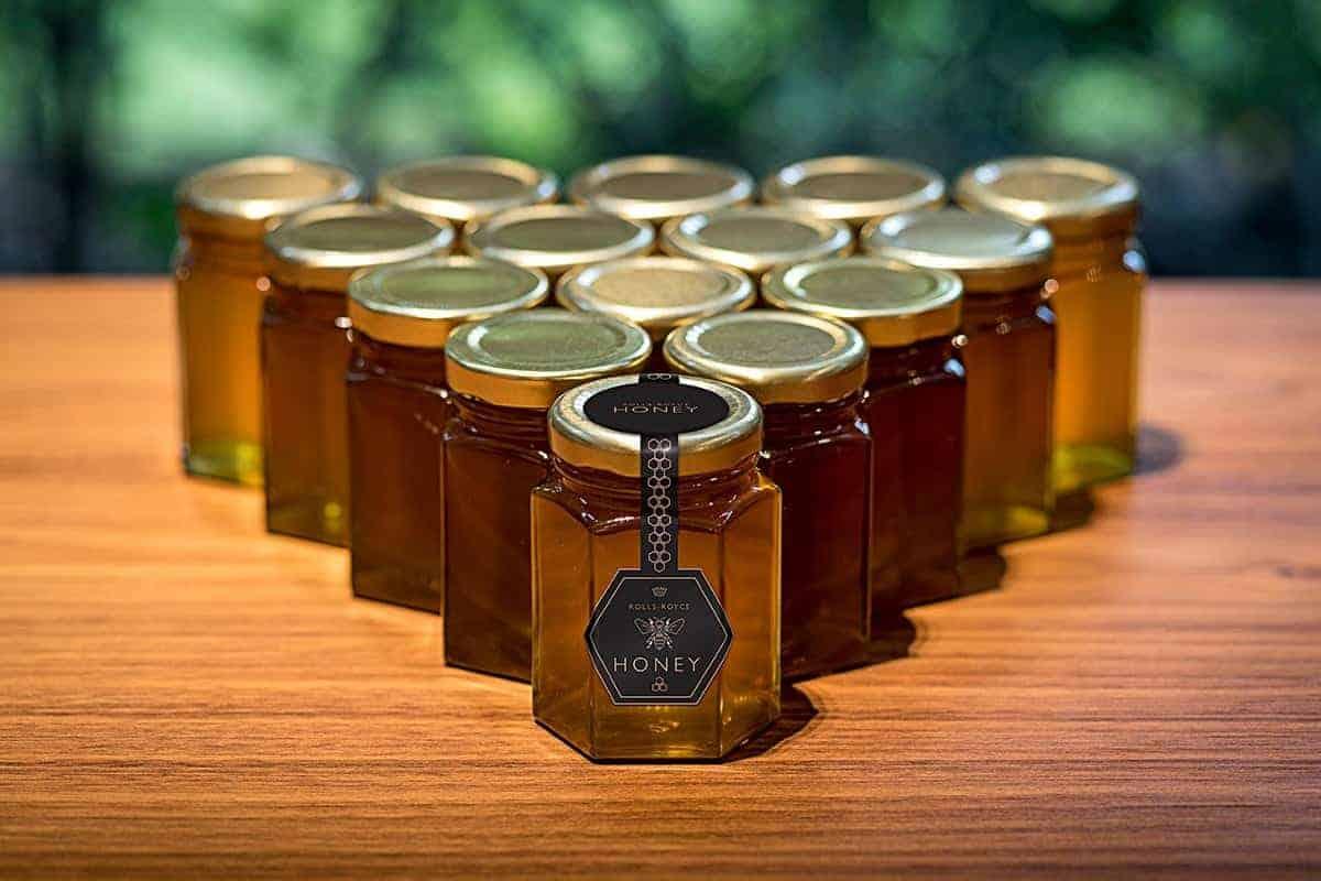 Honing van Rolls-Royce