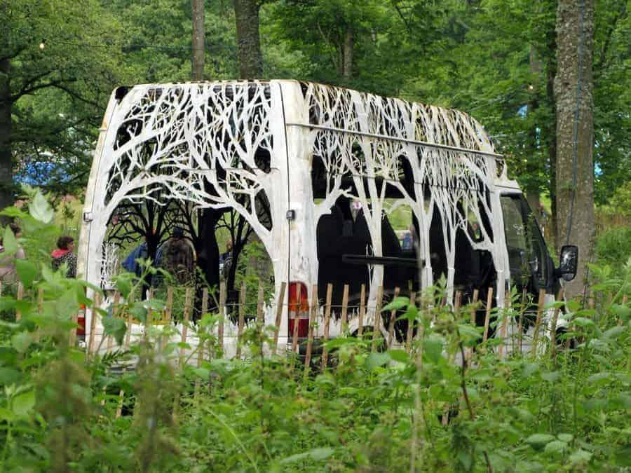 Terug naar de natuur met kunstenaar Dan Rawlings