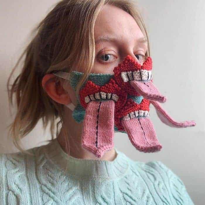 Masker van ýrúrarí