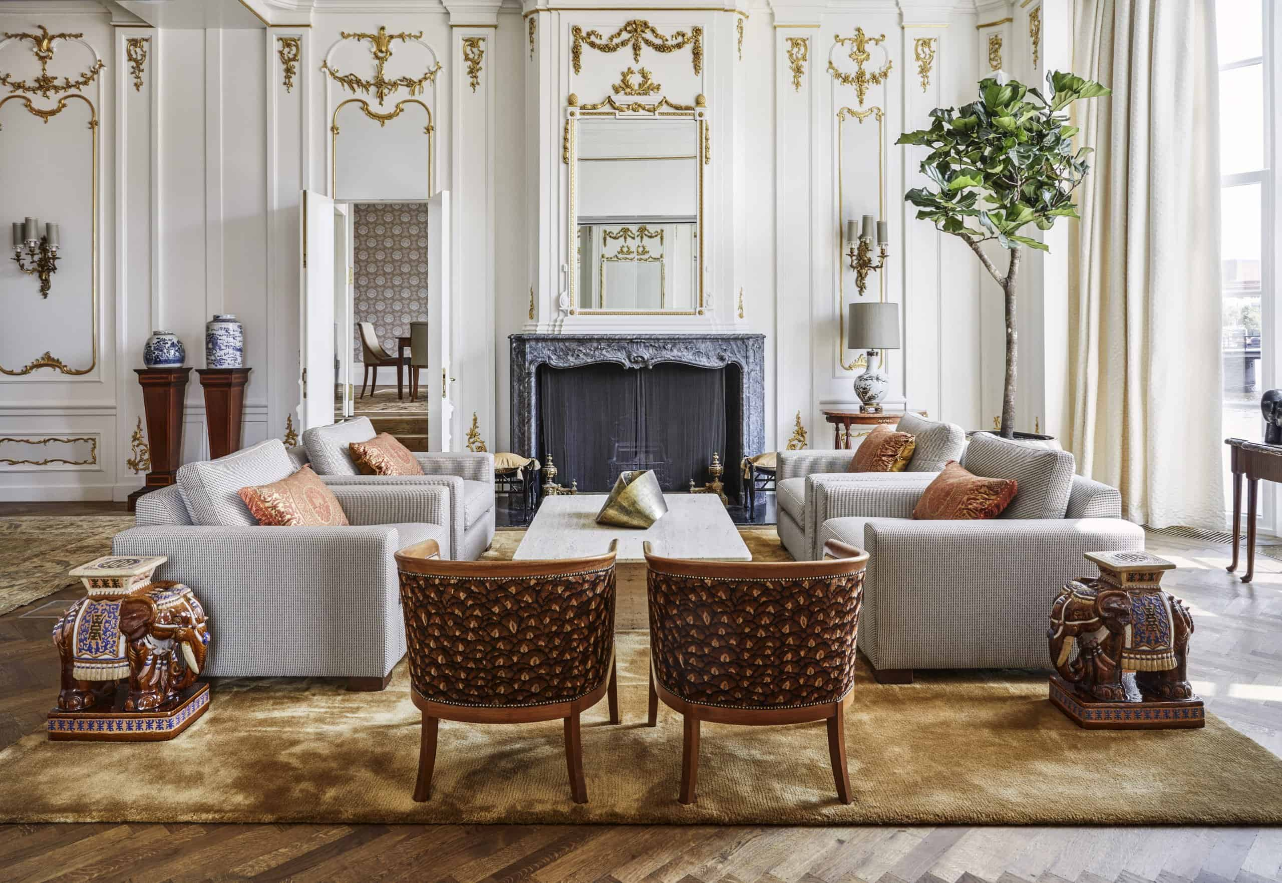 Een nieuw interieur voor Hotel De L'Europe Amsterdam