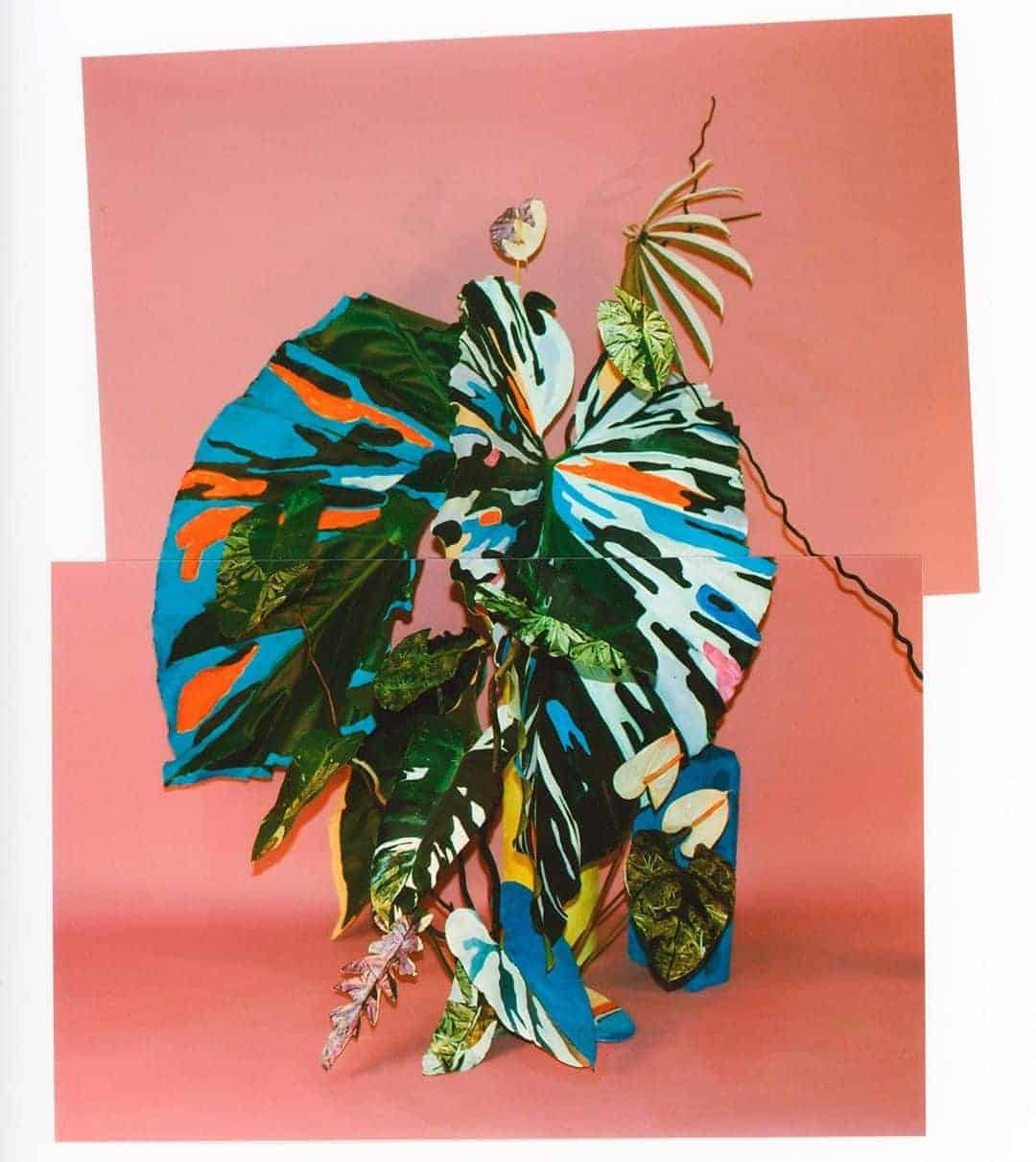 Botanische kunst van Sophie Parker