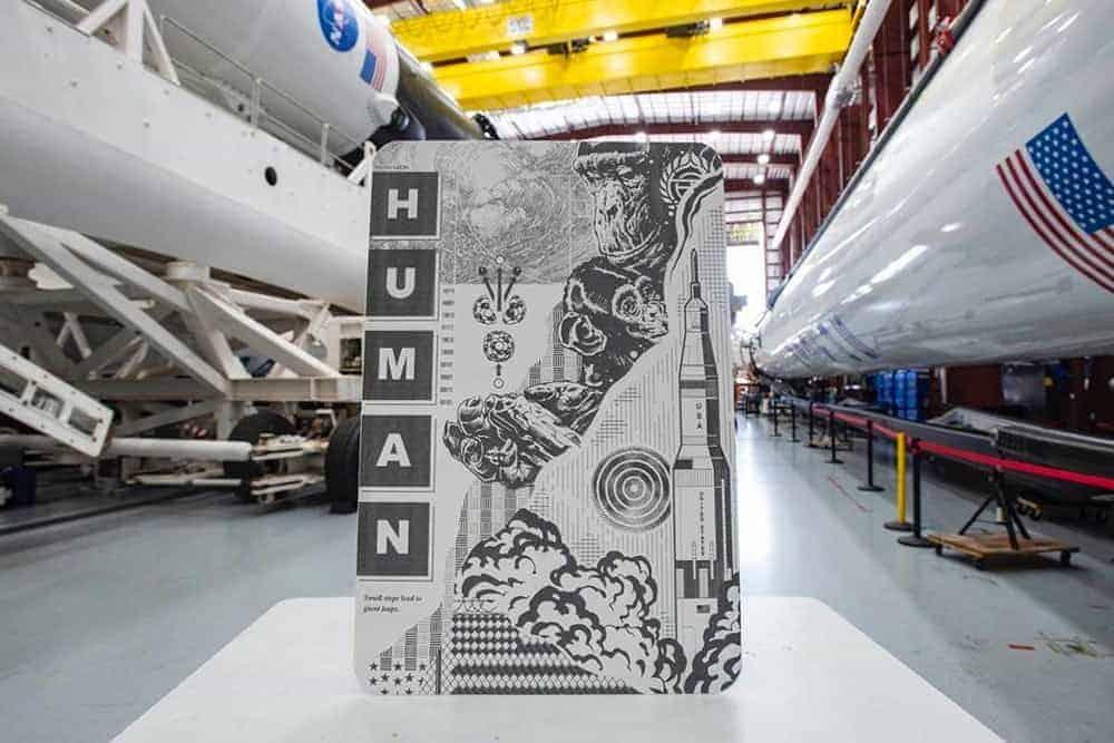 Kunst in de ruimte
