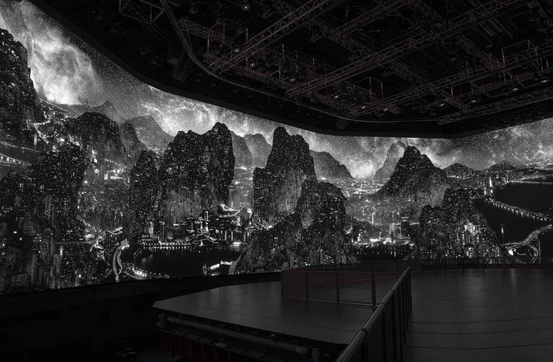 Yang Yongliang - Journey to the Dark II