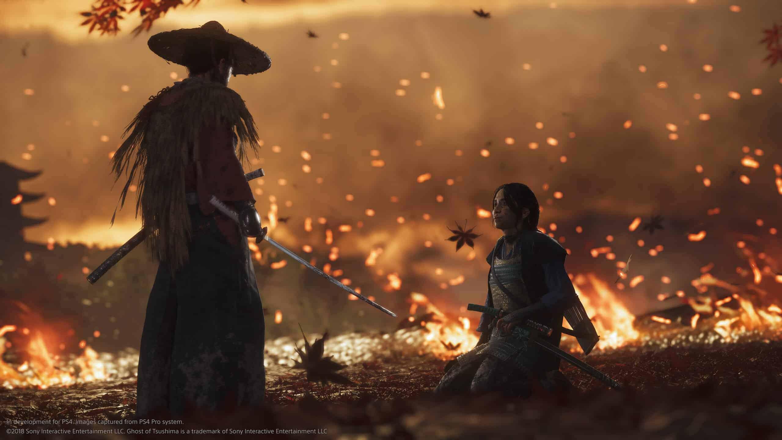 Ghost of Tsushima Review – De iconische stijl van Kurosawa in een game?