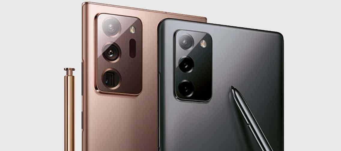 smartphone van Samsung