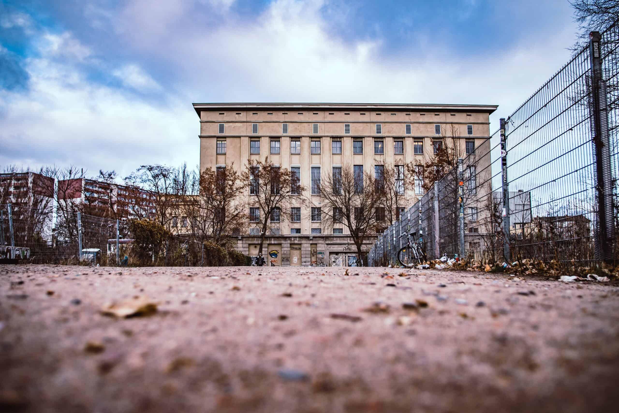 Berghain in Berlijn