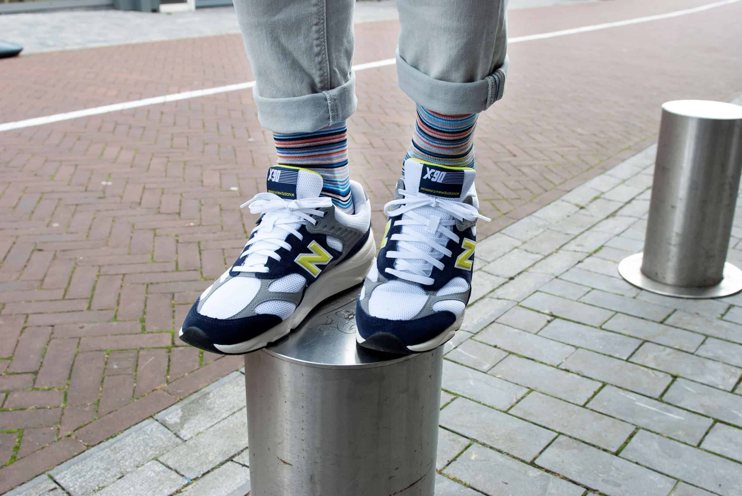 Effio Warming Stripes Socks