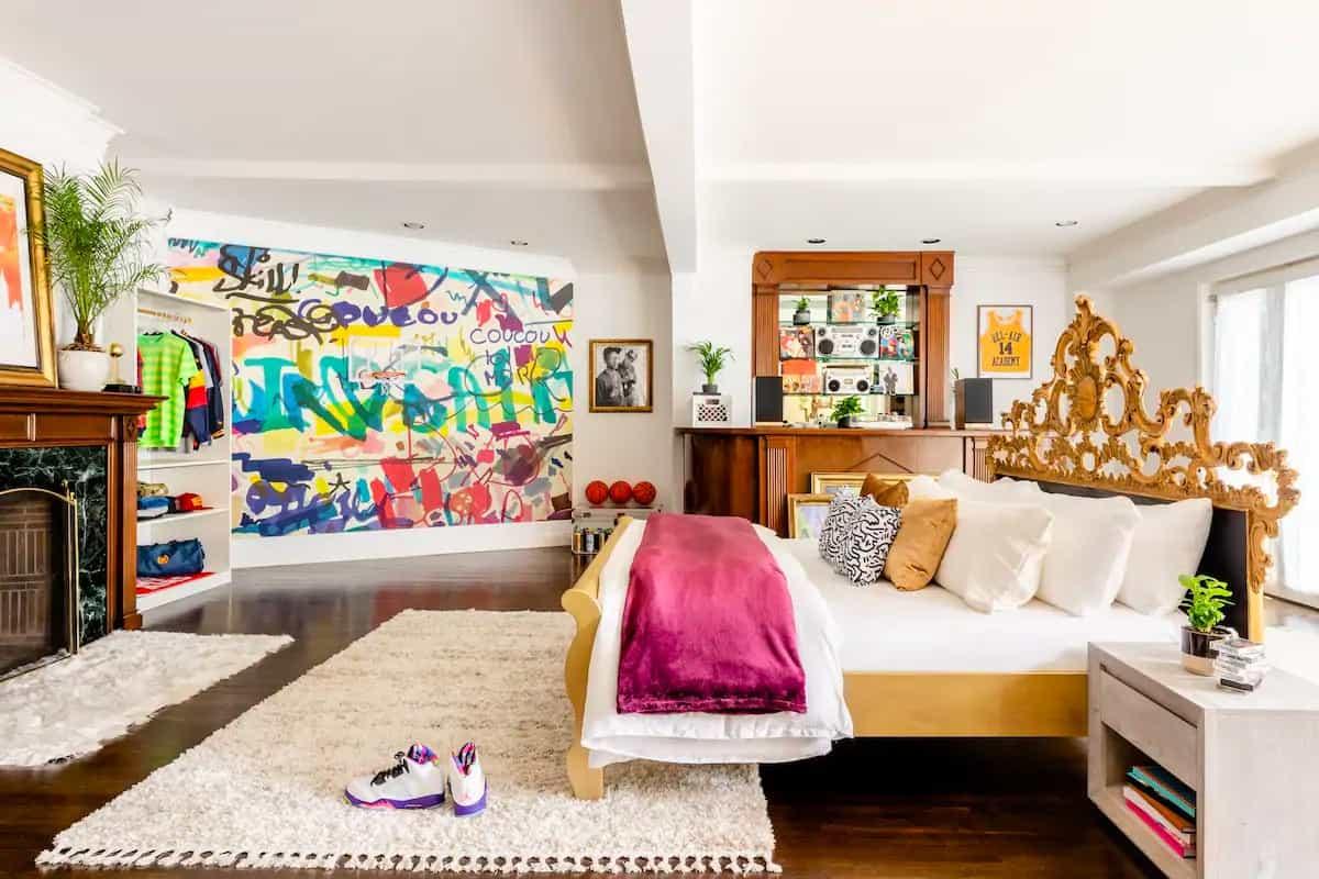 Airbnb laat je logeren bij The Fresh Prince in Bel-Air