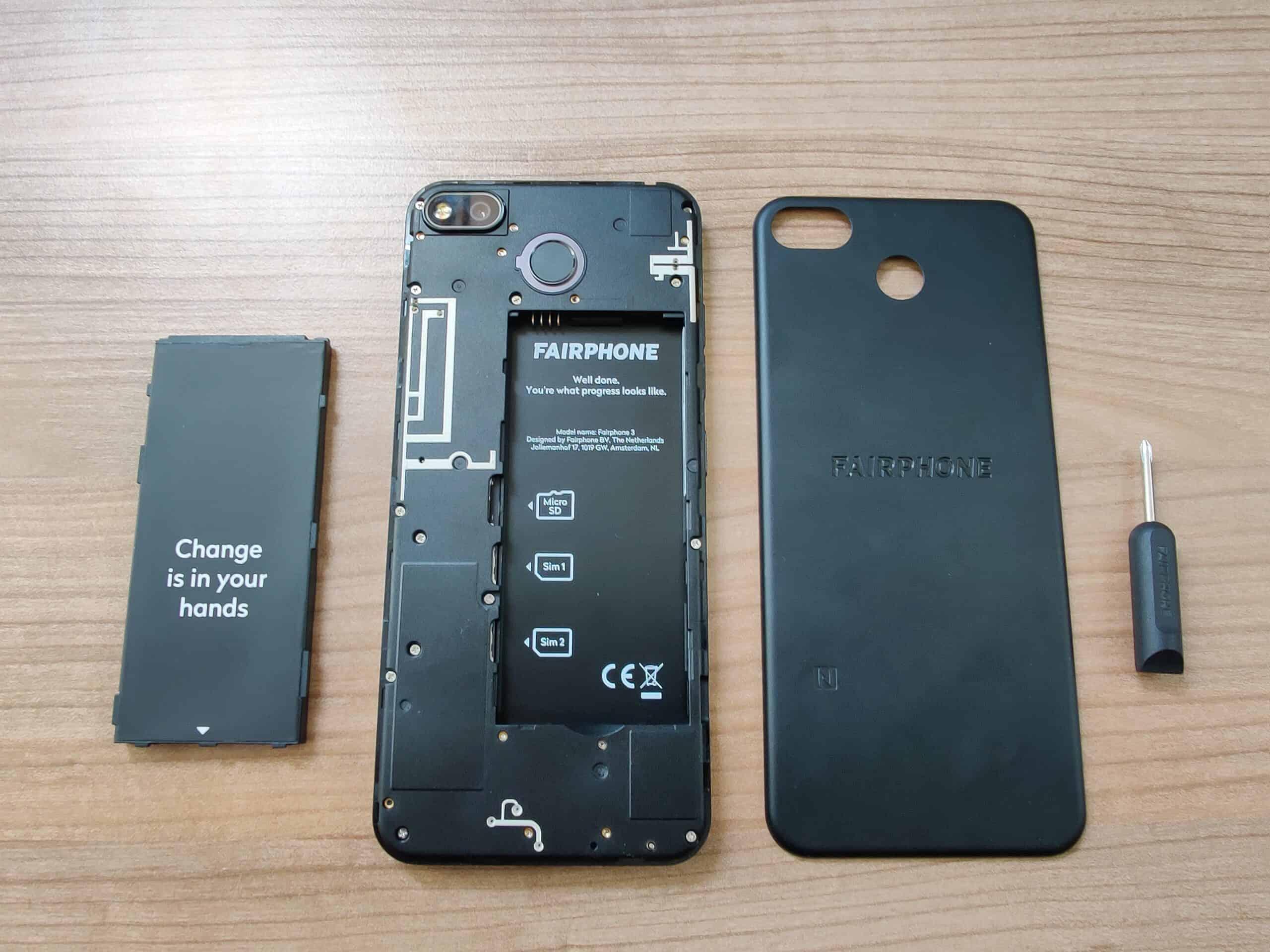 Review – Fairphone 3+