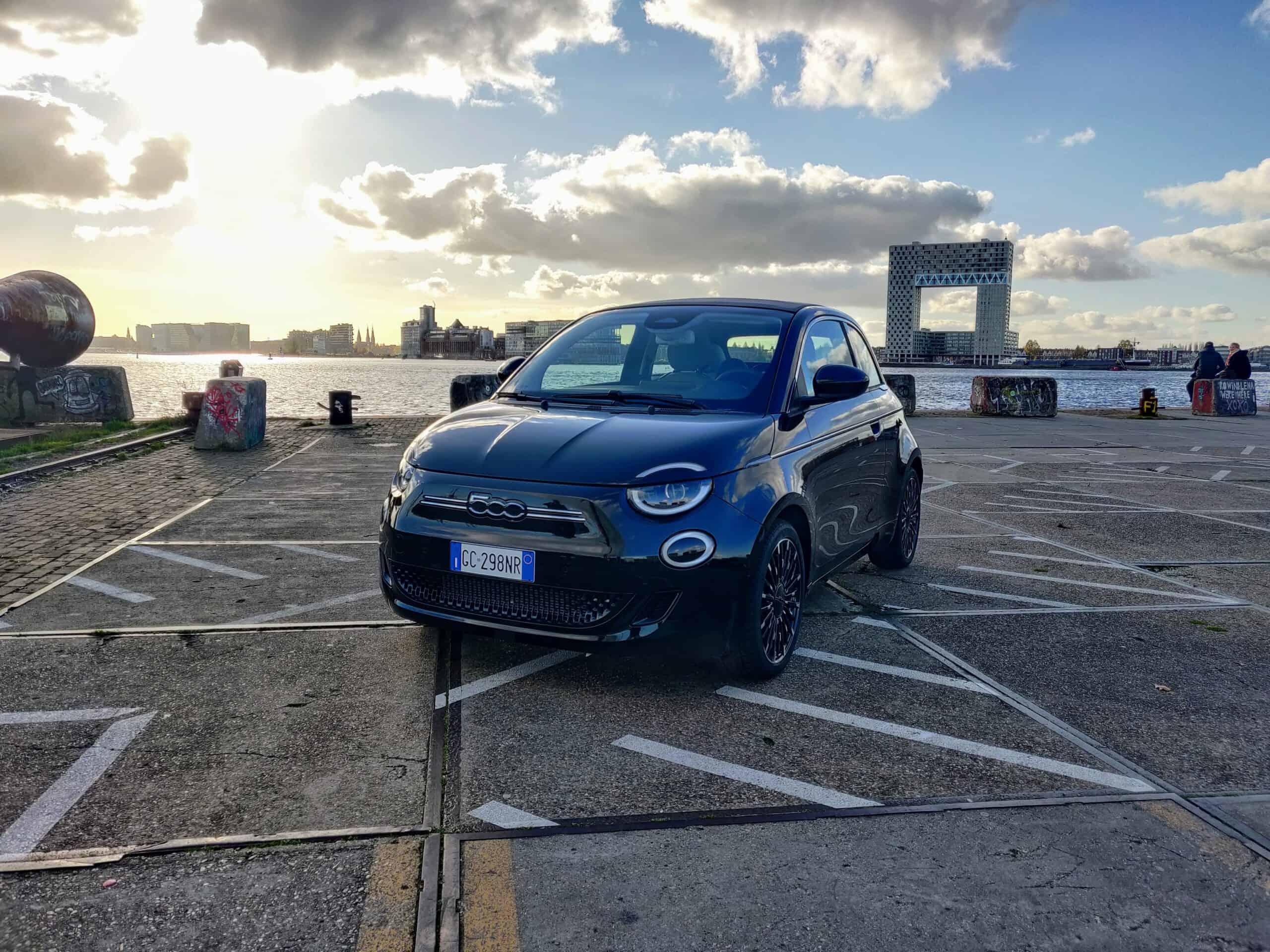 Fiat 500e, de ultieme stadsauto