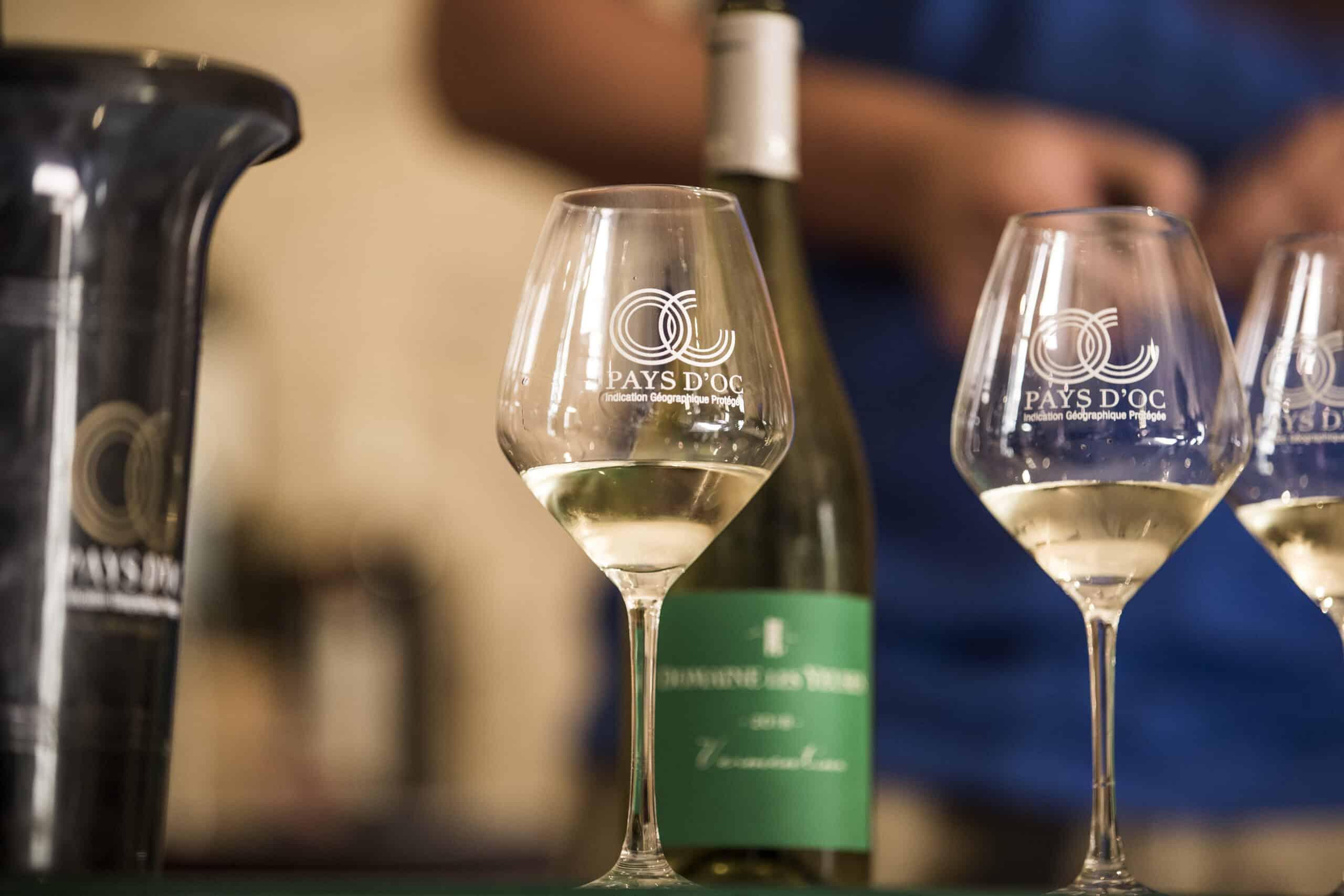 wijnboutique van Pays d'Oc