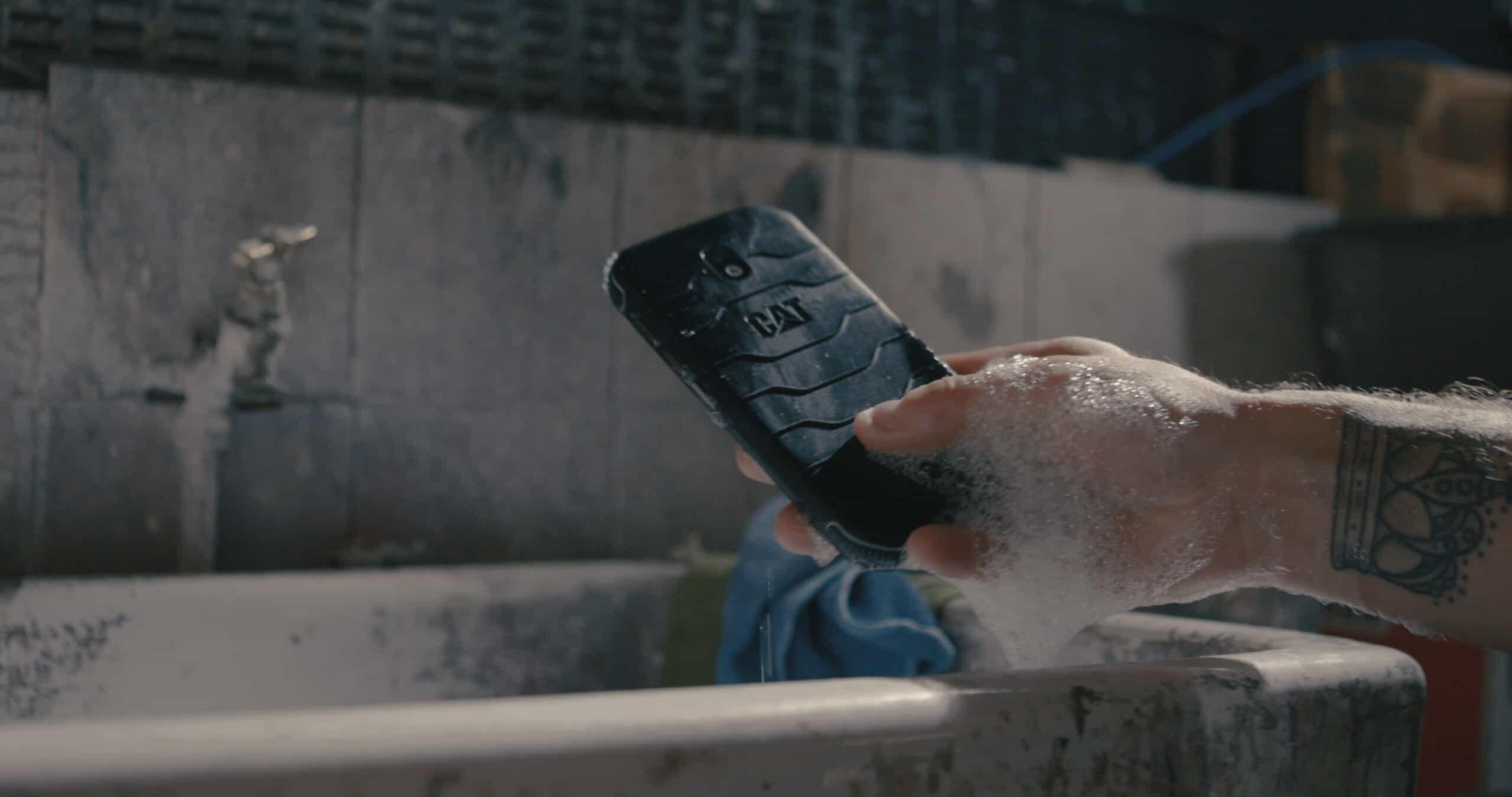Cat S42: 's wereld meest hygiënische smartphone