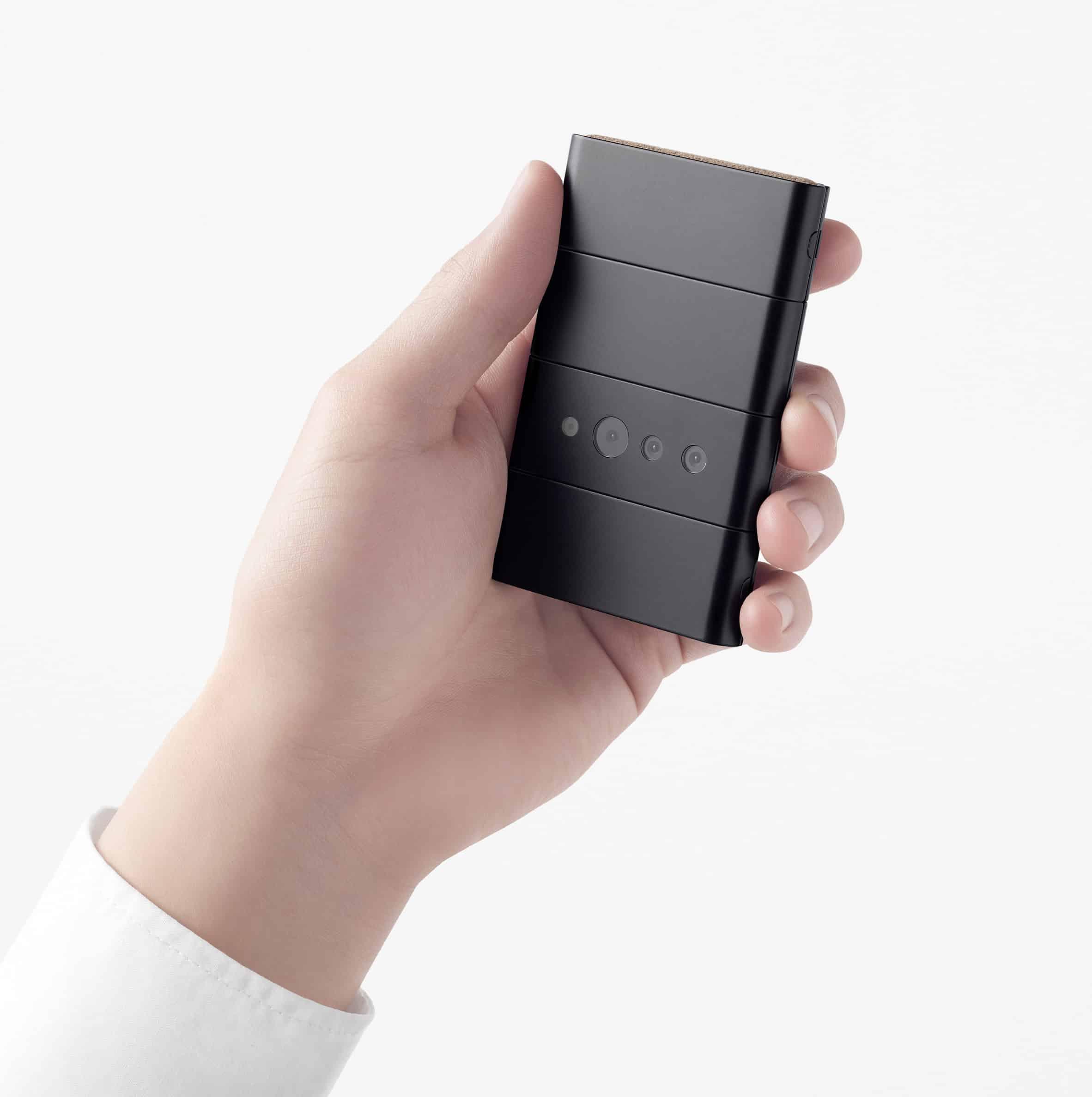 nendo ontwerpt opvouwbare smartphone voor Oppo