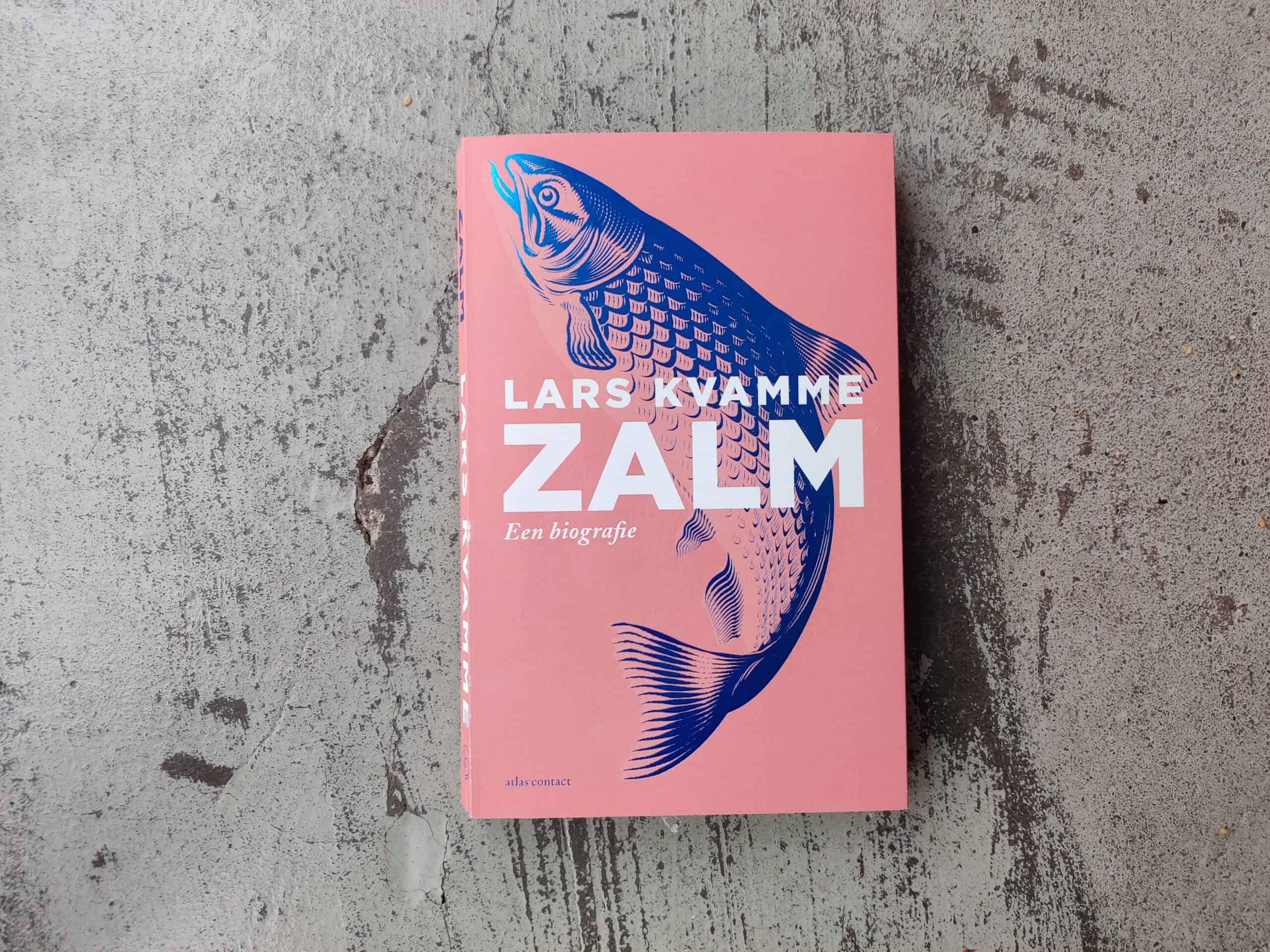 Lars Kvamme - Zalm