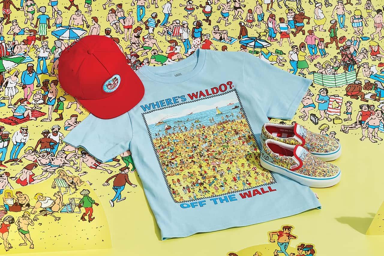 Vans - Waar is Wally?