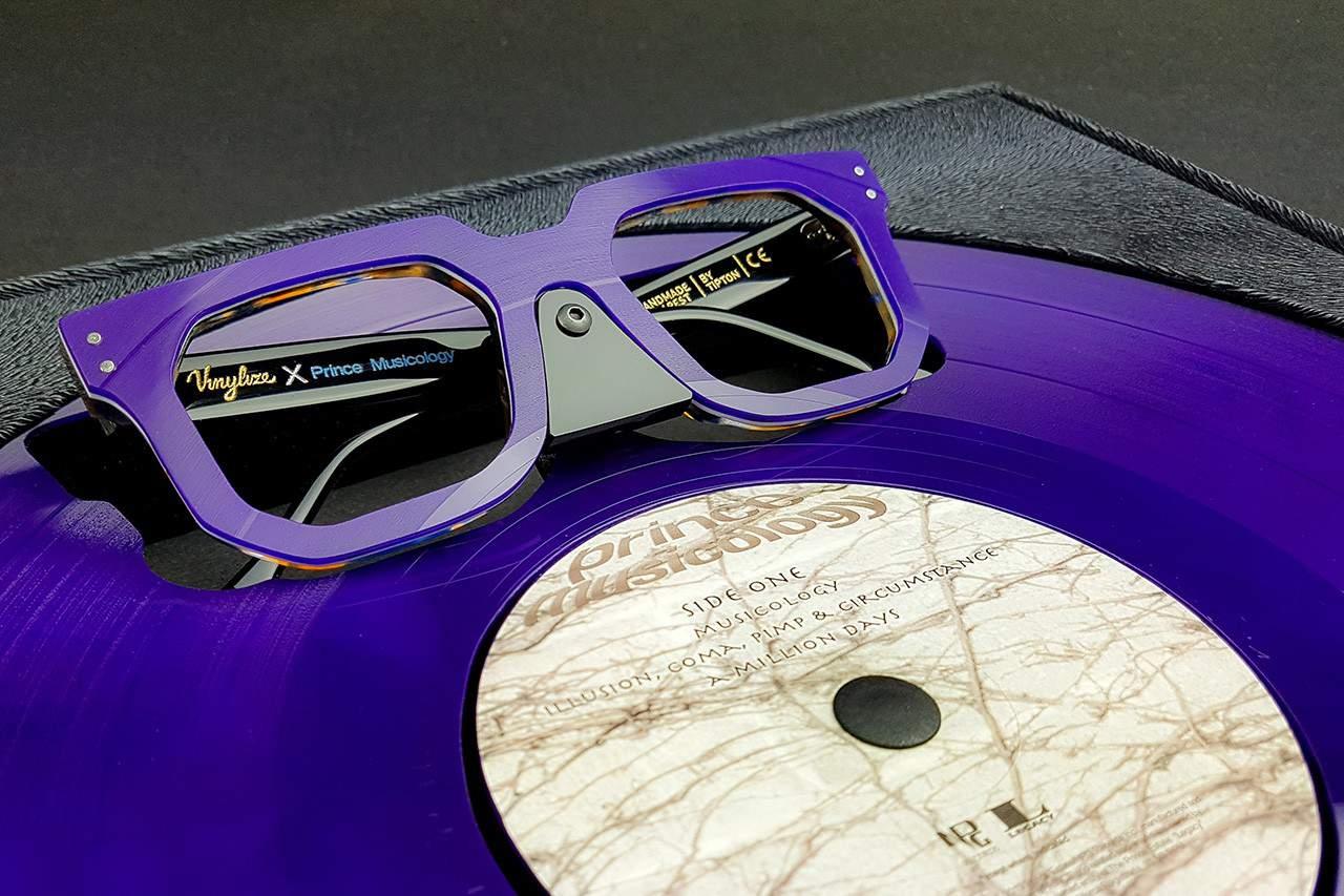 Bril van Vinylize