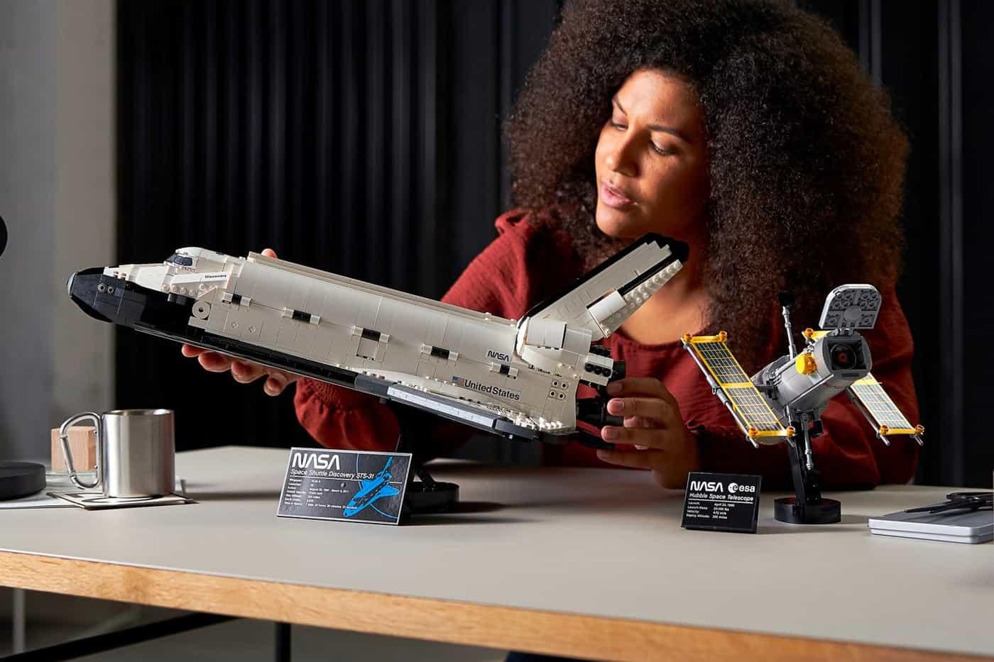LEGO x NASA