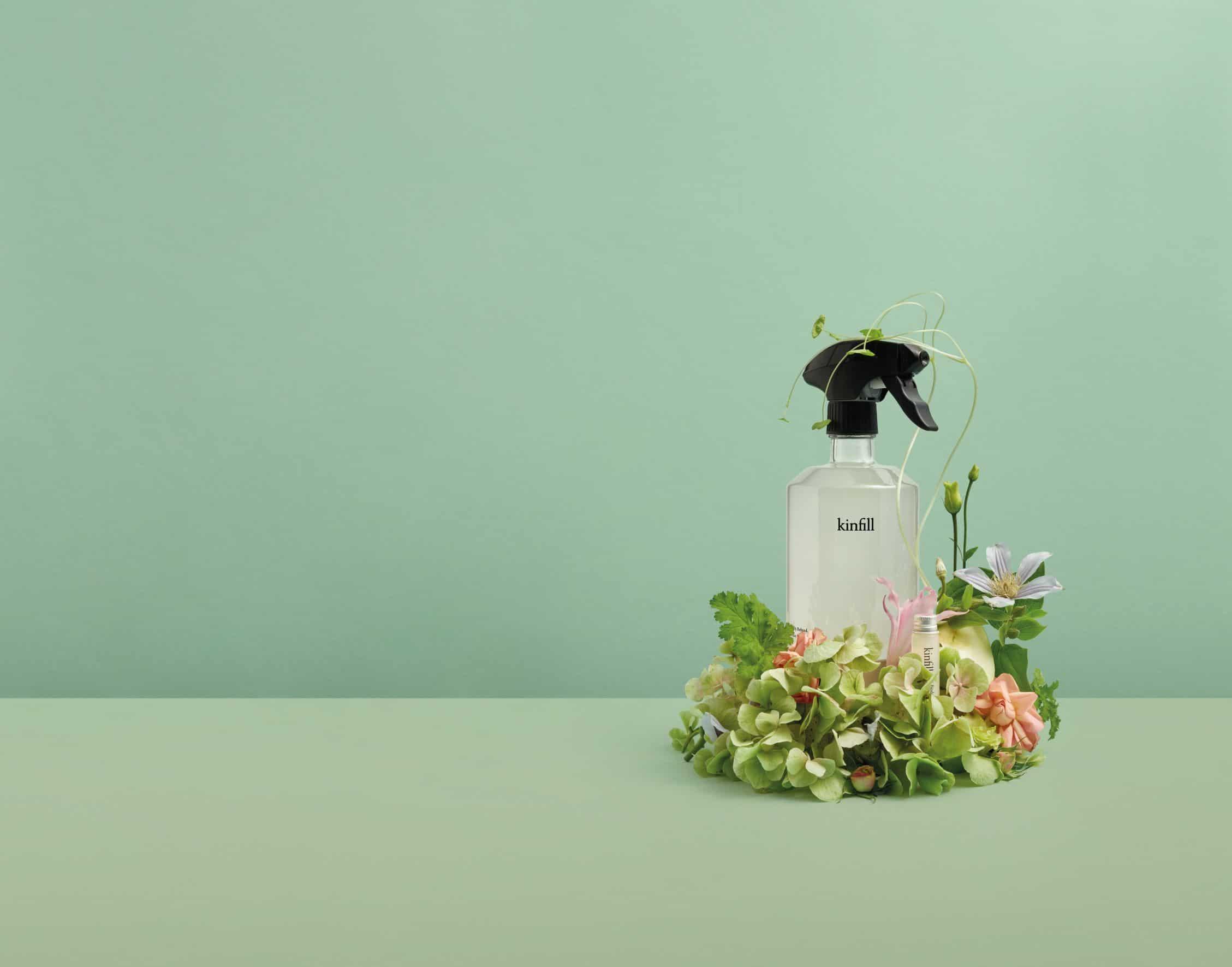 Kinfill Flowershop - foto Mathilde Karrèr