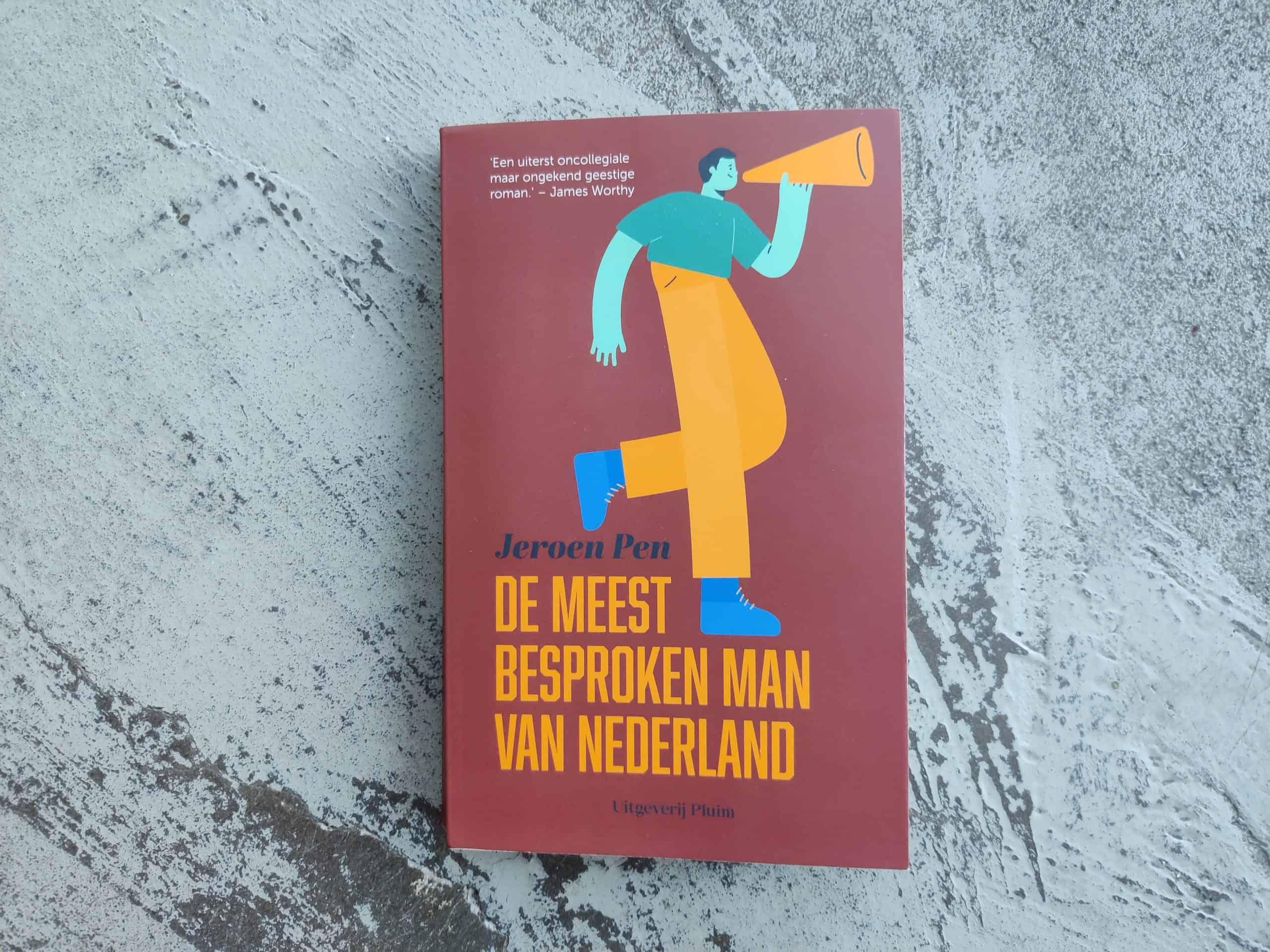 Jeroen Pen - De meest besproken man van Nederland