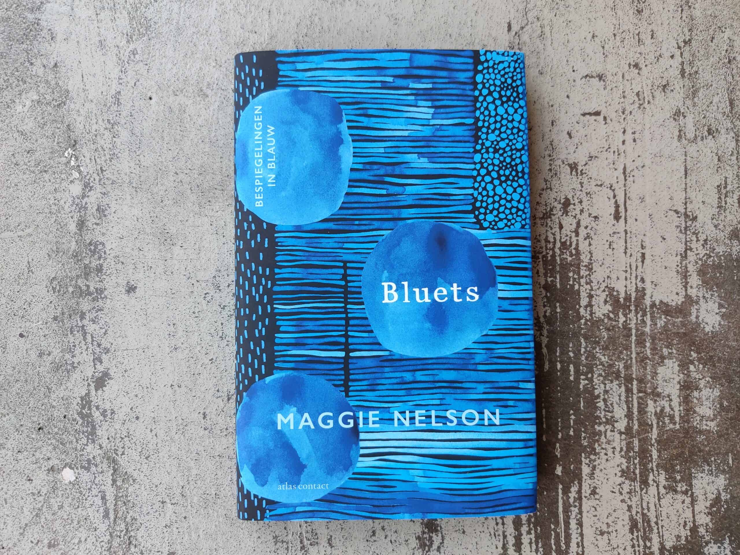 Maggie Nelson - Bluets
