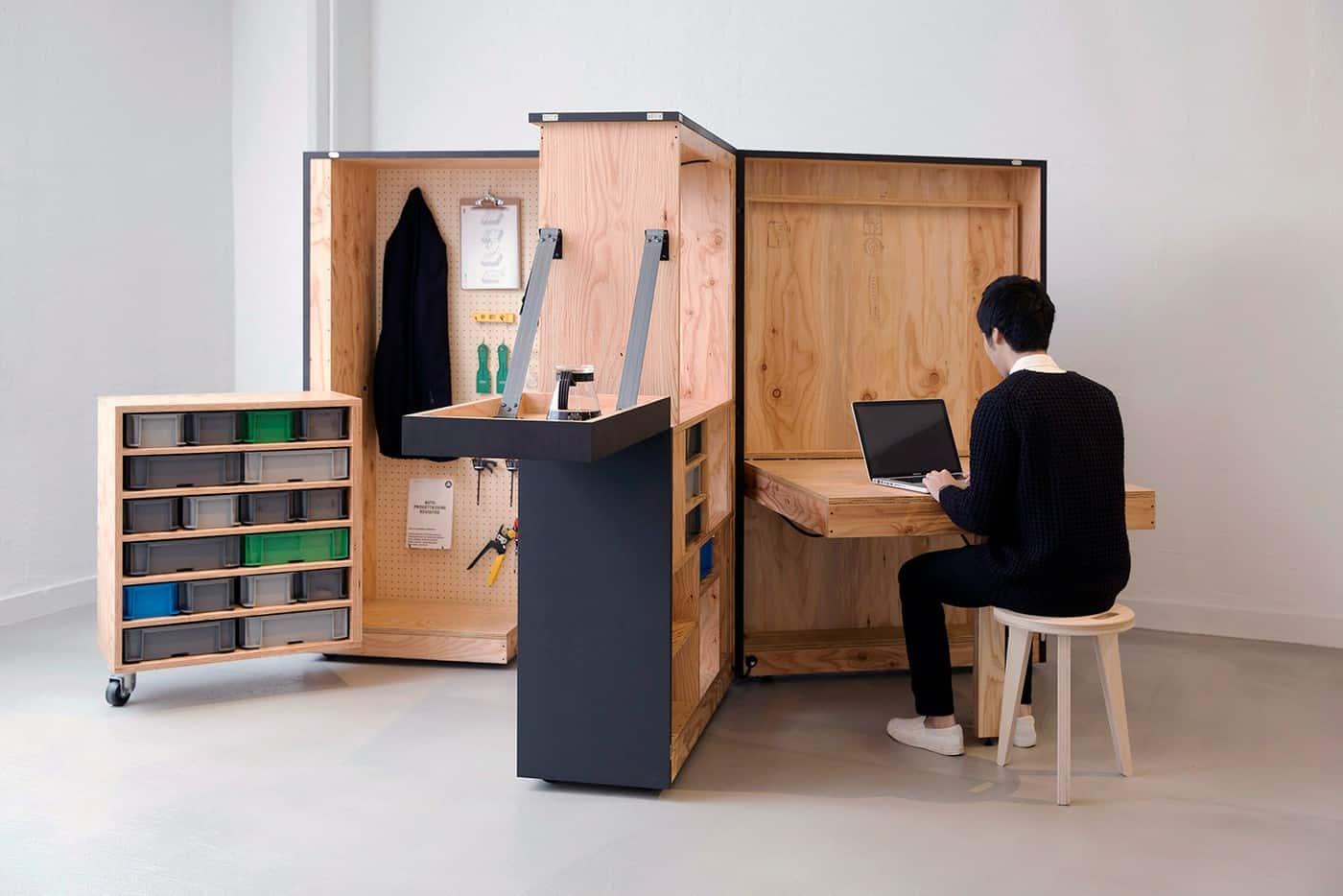 compact kantoor