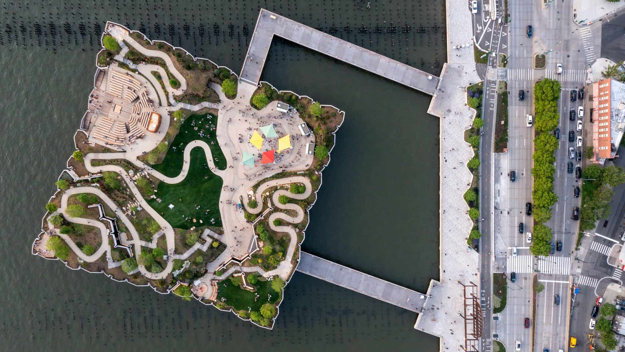 Little Island Park in New York