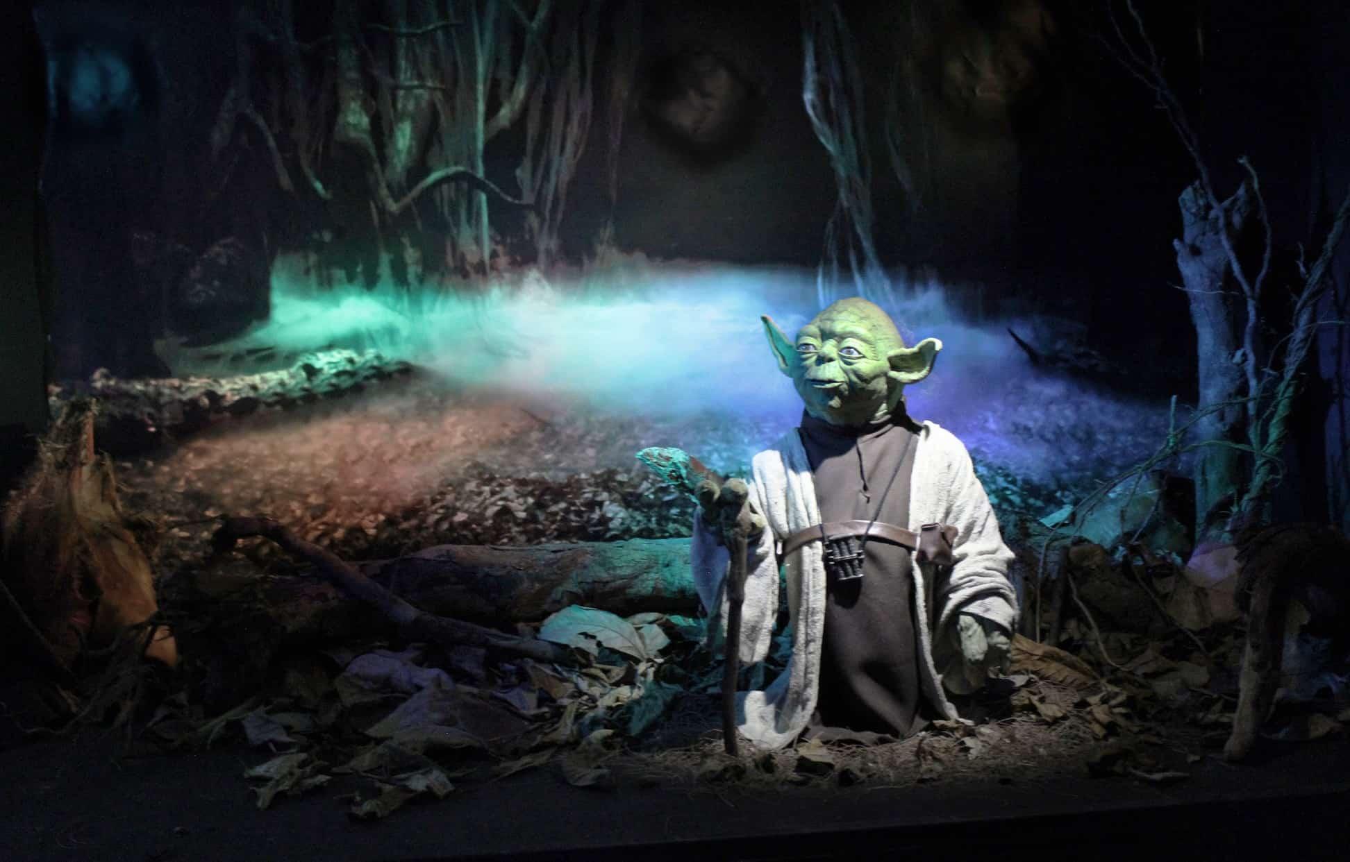 Ontdek de Yoda Movie Exhibit op St. Maarten