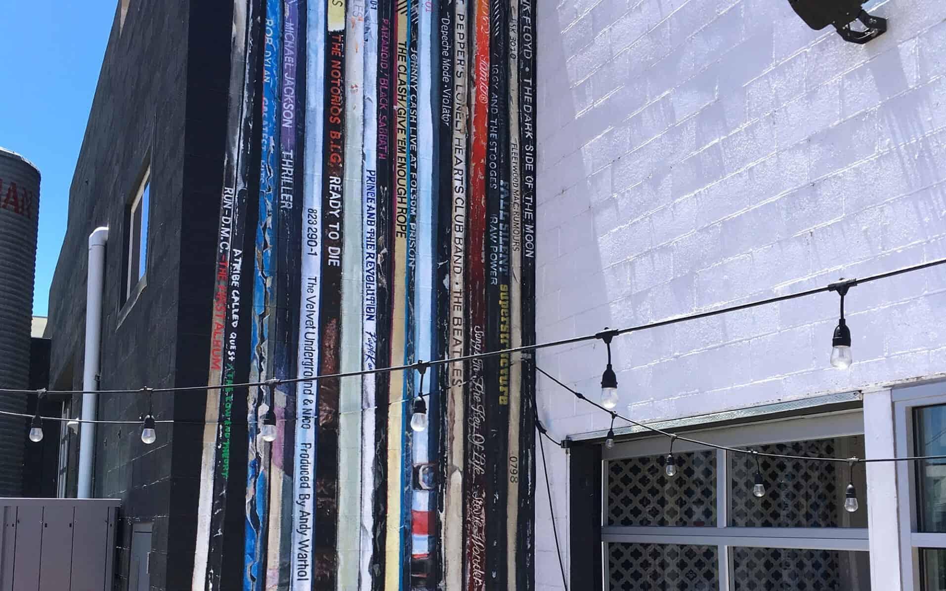 vinyl collectie