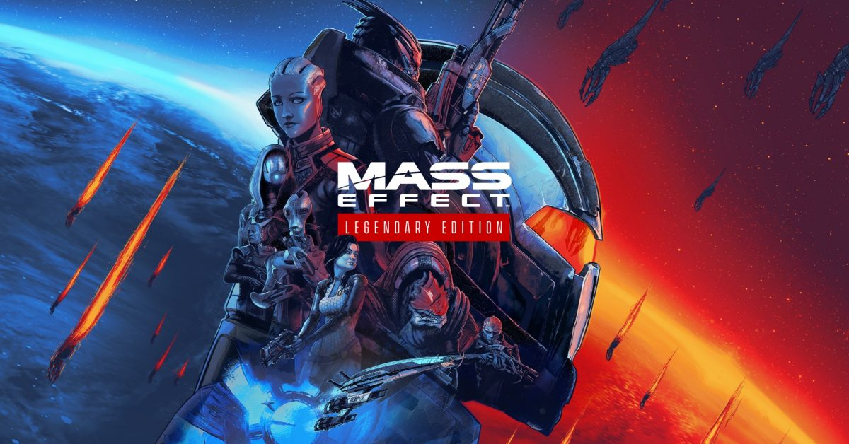 Mass Effect LE review