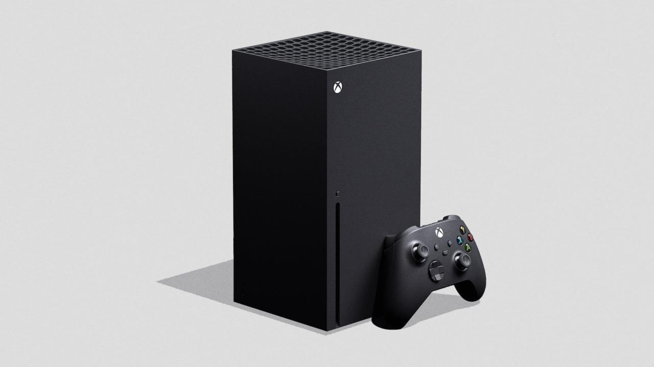 De toekomst van gaming? De Xbox Series X
