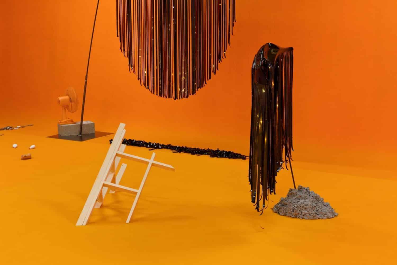 Anne Hardy Sensory Spaces 13 (detail) exhibition view: Museum Boijmans Van Beuningen, Rotterdam, 2018 © Anne Hardy, courtesy Maureen Paley, London Photo: Angus Mill
