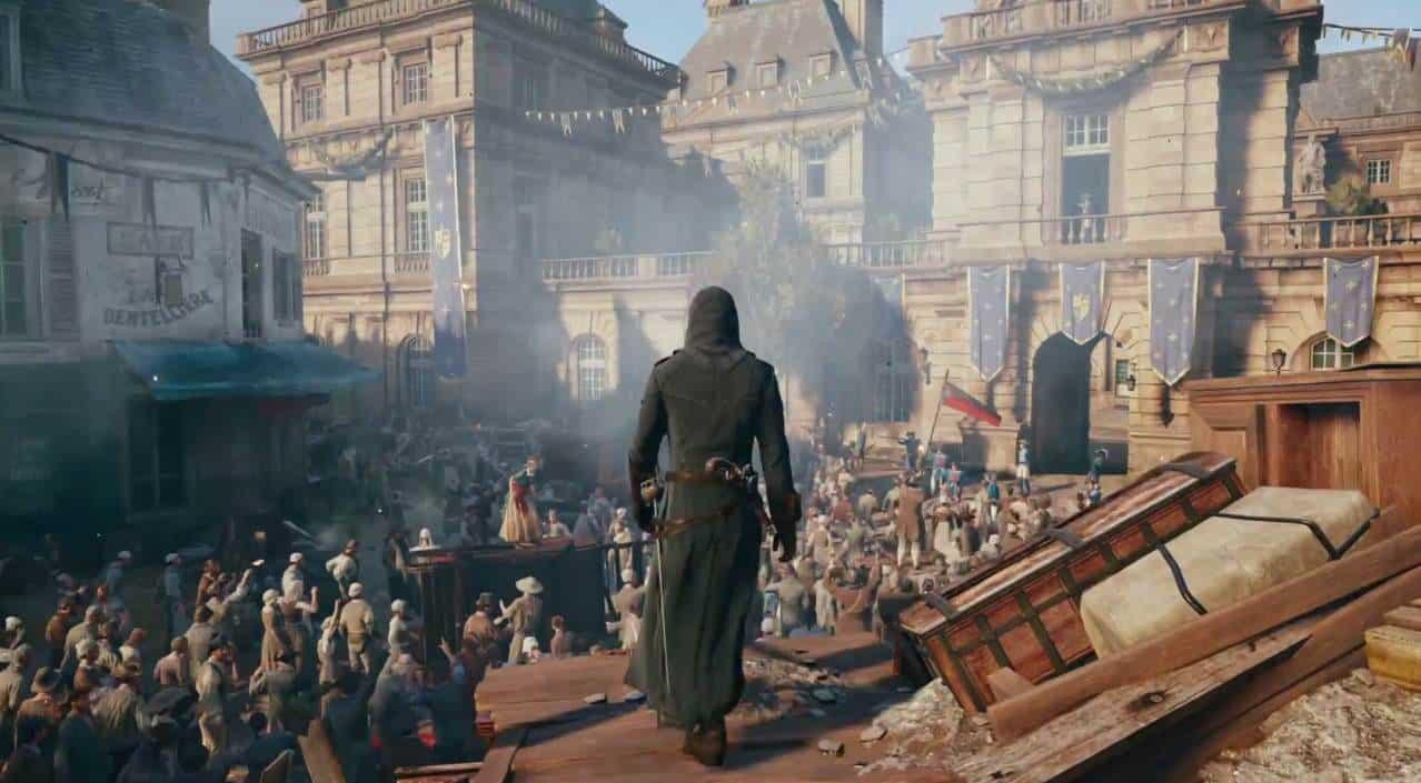 Recensie: Assassin's Creed Unity