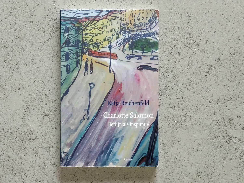 Katja Reichenfeld schrijft over Charlotte Salomon