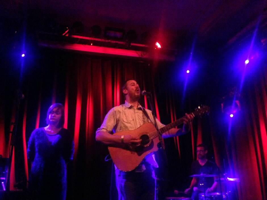 Tonie Dieleman met band
