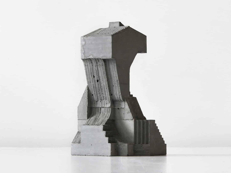 brutalisme als sculptuur