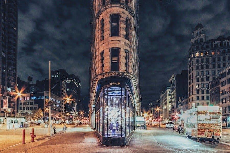 lege straten in New York