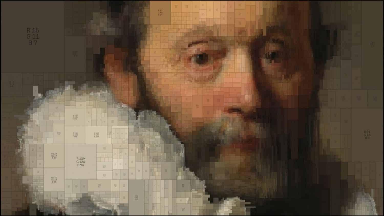 algoritmen en klassieke portretkunst