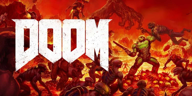 Speel een potje Doom op de Switch