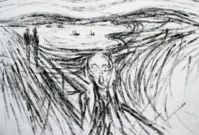 De Schreeuw van Munch