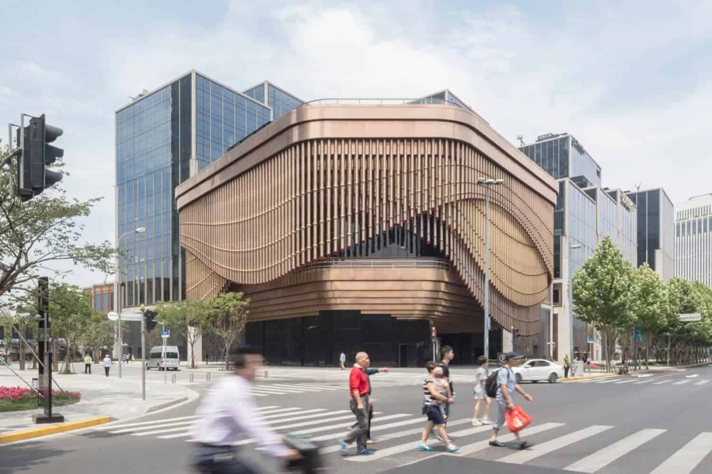theater in Shanghai