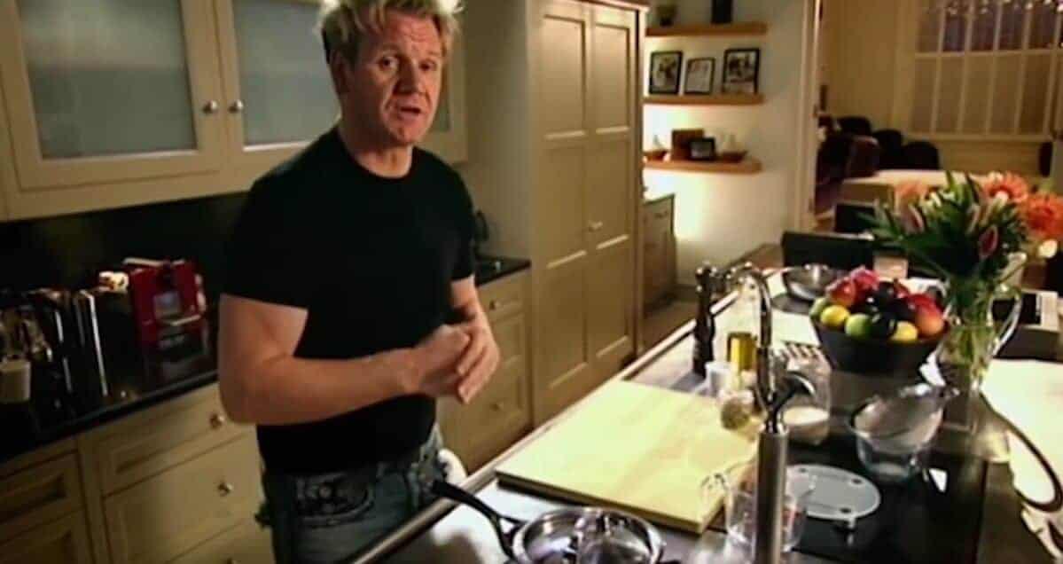 kookles van Gordon Ramsay