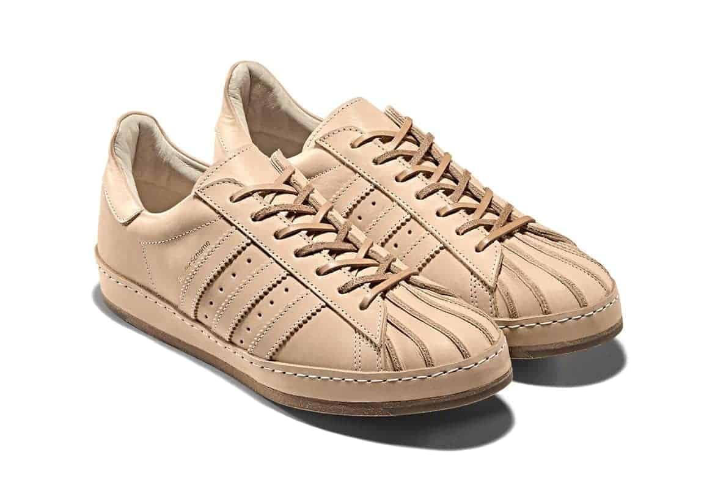 handgemaakte sneakers uit Japan