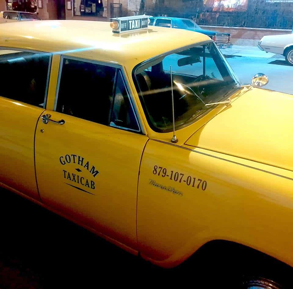 Gotham Taxicab