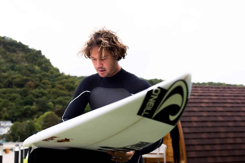 Surfer Jordy Smith