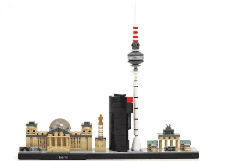 Je favoriete stad van LEGO