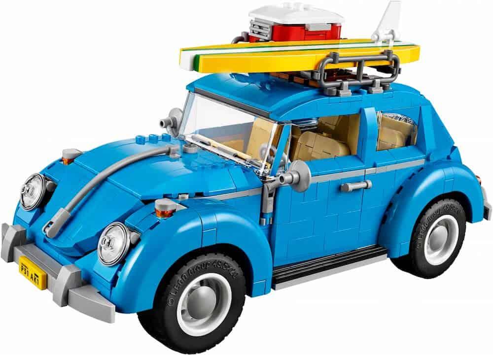 Kever van LEGO